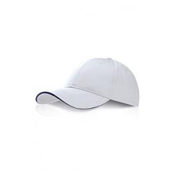 Cappellino in policotone con visiera rigida Tyler Personalizzato