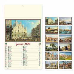 Italia Antica - Mensile 12 Fogli