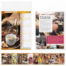 Coffee & Lounge Bar - Mensile 12 Fogli
