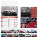 Auto Sportive - Mensile 12 Fogli